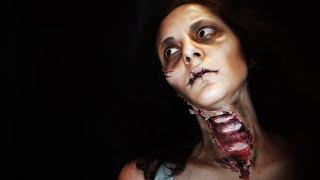 Machiaj de Zombie Super Usor si Ieftin