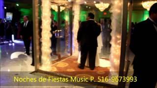 THE HIDDEN ELEVATOR IS A GEM AT VILLA BARONE MANOR BRONX, BEAUTIFUL WEDDING NOCHES DE FIESTAS