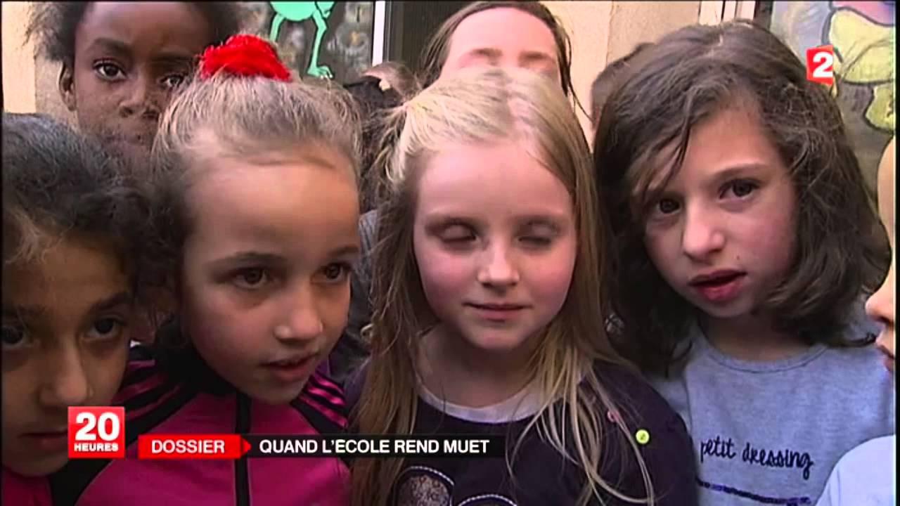 Download Reportage Mutisme Sélectif JT France 2 19/03/2014