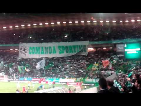 My way Sporting arrepiante 40 mil a cantar