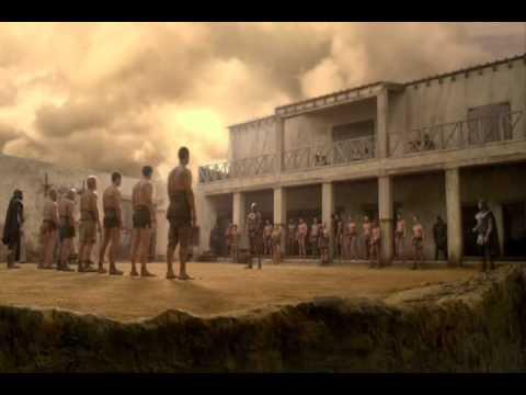 spartacus - requiem