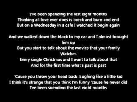 Taylor Swift  Begin Again Lyrics