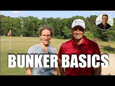 Bunker Basics - Open the Club Face!