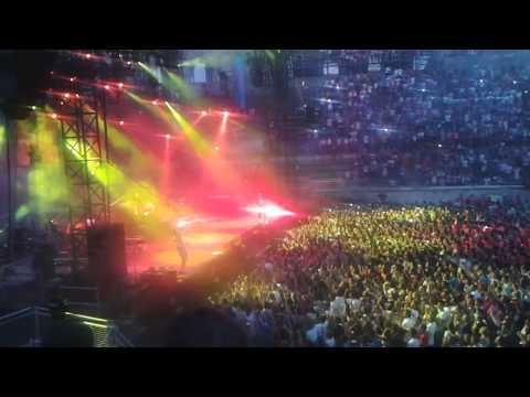 Concert Maitre Gims - Bella