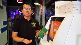 Máy ATM Bitcoin đầu tiên ở Việt Nam
