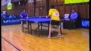 Amelie Solja vs. Misako Wakamiya