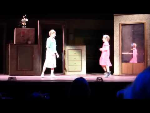 Billy Elliot The Musical. Finland. Expressing Yourself.