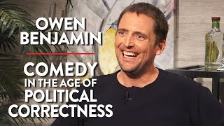 Comedy in the Age of Political Correctness