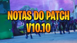 VIA RETAIL IS BACK! PATCH NOTES V 10.10-FORTNITE