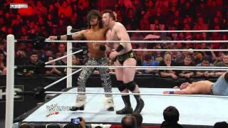 Raw: Raw Rumble Match