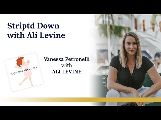 Striptd Down with Ali Levine