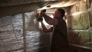 Closing Off Another Loft Bedroom Wall In My Tiny Home