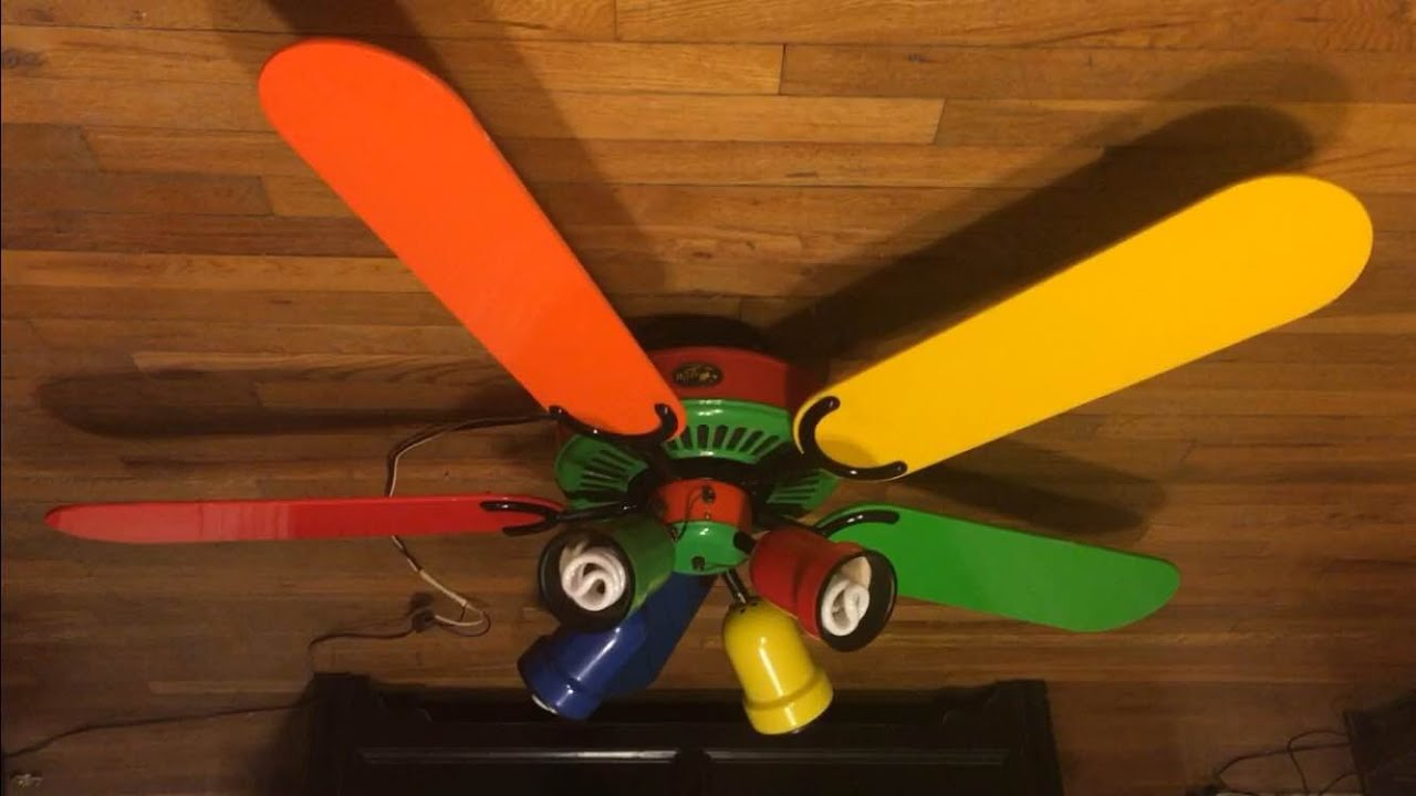 Rainbow Color Ceiling Fan Related Keywords - Rainbow Color ...