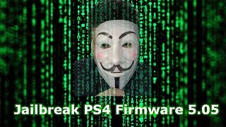 TUTORIAL/GUIDA -  2° METODO Jailbreak PS4/PS4 PRO Firmware 5.05  ITA 4K