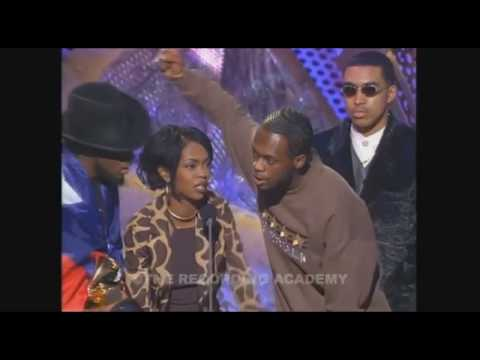 Fugees won Best Rap Album for 'The Score' | 39th Annual Grammy Awards (1997)