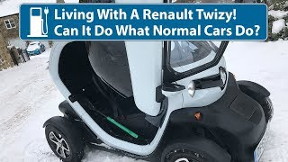 Living With The Renault Twizy - Can It Be A Daily Driver?