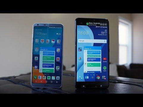 LG G6 vs HTC U Ultra: Little room for debate