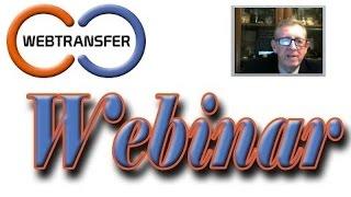 Вебинар с Владимиром Шавериным Хочу зарабатывать честно А стоит ли  Webtransfer