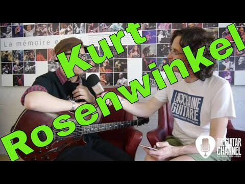 Kurt Rosenwinkel interview and live concert - 2017 Montreal Jazz festival