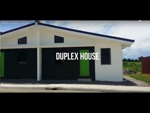 Erinville Subdivision Duplex House in Trece Martires Cavite