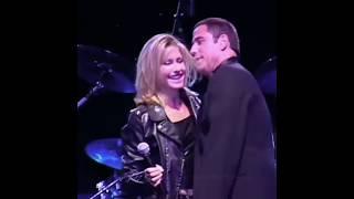 Reencuentro Vaselina: Travolta y Olivia Newton John
