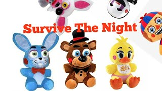 Fnaf 2 Survive The Night Plush Version