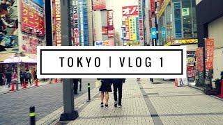 Going to Tokyo | VLOG Days 1- 4