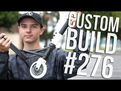 Custom Build #276 ☯️ │ The Vault Pro Scooters