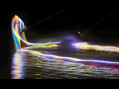 Snap! - Motion to Light Wakeboarding - Red Bull Illume 2013 - Part 1/2
