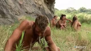 Выжить в дикой Африке | Голые и напуганные | Discovery Channel
