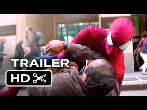 The Amazing SpiderMan 2  Enemies  2014  Andrew Garfield Movie HD