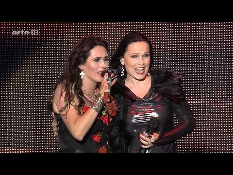 Within Temptation Ft. Tarja - Paradise Live at Hellfest Festival (2016)