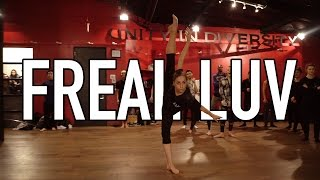 'Far East Movement - Freal Luv #FrealLuv' - Choreography by @nikakljun