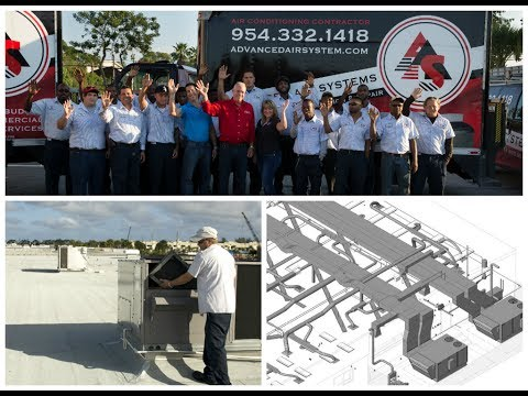 Air Conditioning Contractor Fort Lauderdale, Florida