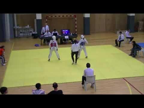 Estelle - Olympic Dojang Layrac - Open de Toulouse 2017