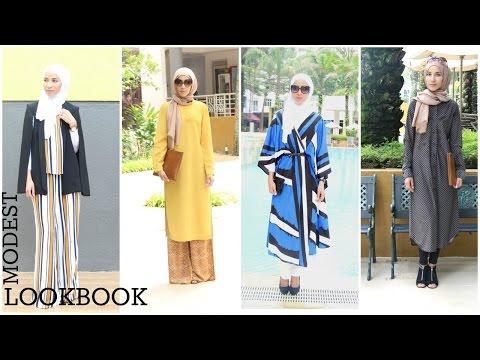 Hijab summer lookbook Chic