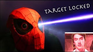 Powerful Laser Can Recognize Your Face and Blast You… (How I Made It)