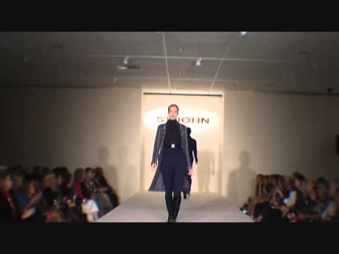 St. John Fashion collection-show, by Jules Christian.