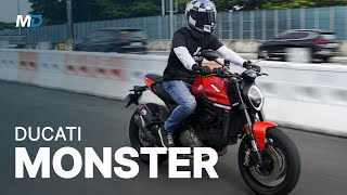 Download 2021 Ducati Monster 937 Review - Beyond the Ride
