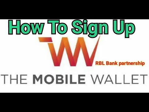 How To Sign Up The Mobile Wallet  app || RBL BANK PARTNERSHIP || free 25 Reward points