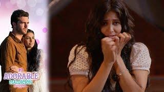 Acusan a Aurora de la muerte de Dionisio | Mi adorable maldición - Televisa