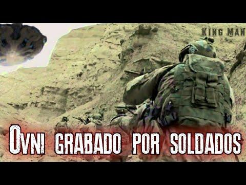 Ovni gigante filmado por Marines Estadounidenses en Irak