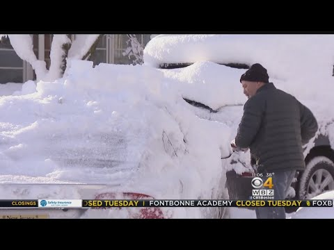 North Shore Cleans Up Before Next Nor'easter