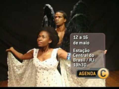 O Auto da Escrava Anastácia Cia Nossa Senhora do Teatro Agenda Canal Futura