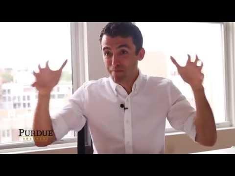 Derek Mauk on brand management at Anheuser-Busch InBev