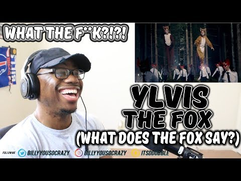 Ylvis - The Fox (What Does The Fox Say) REACTION! BRO WHAT DID I JUST WATCH LMAO
