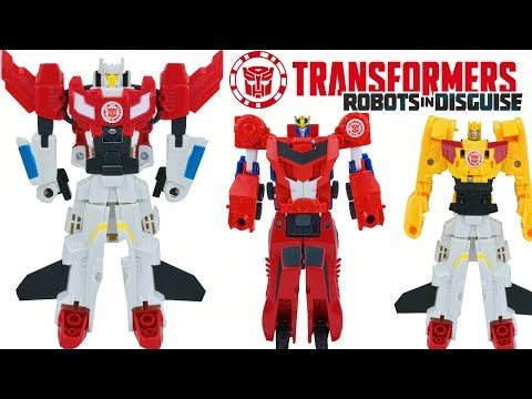 TRANSFORMERS NEW COMBINER FORCE ROBOTS IN DISGUISE SKYHAMMER PRIMESKY FUN CRASH COMBINERS TOYS