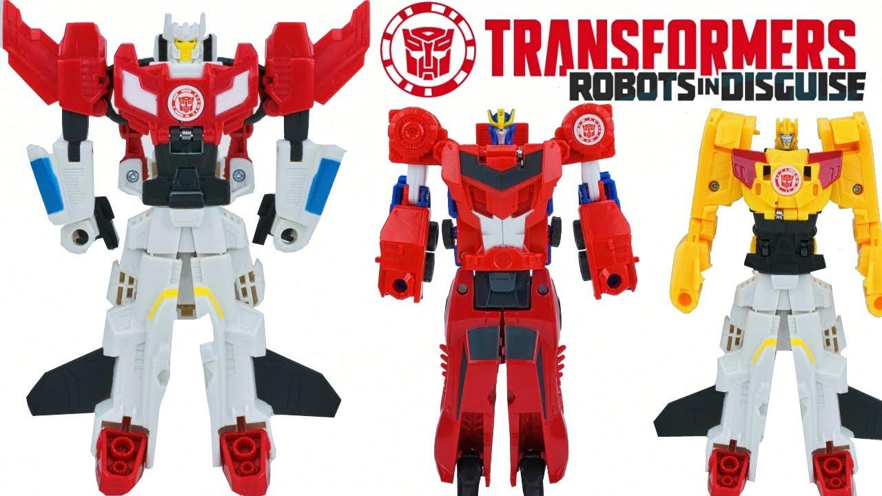 New Transformers Skyhammer Robots In Disguise Combiner Force Crash Combiner