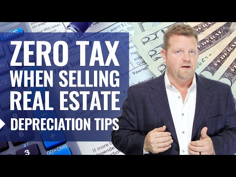 [legally]-pay-zero-tax-when-selling-real-estate-even-if-a-rental---121-exclusion-&-depreciation-tips
