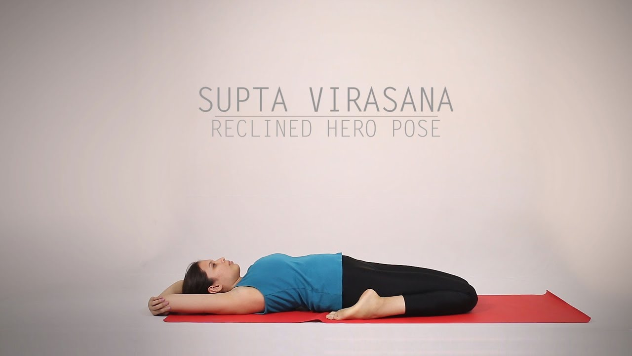 How to do Supta Virasana - Reclined Hero Pose. VENTUNO YOGA & How to do Supta Virasana - Reclined Hero Pose - YouTube islam-shia.org